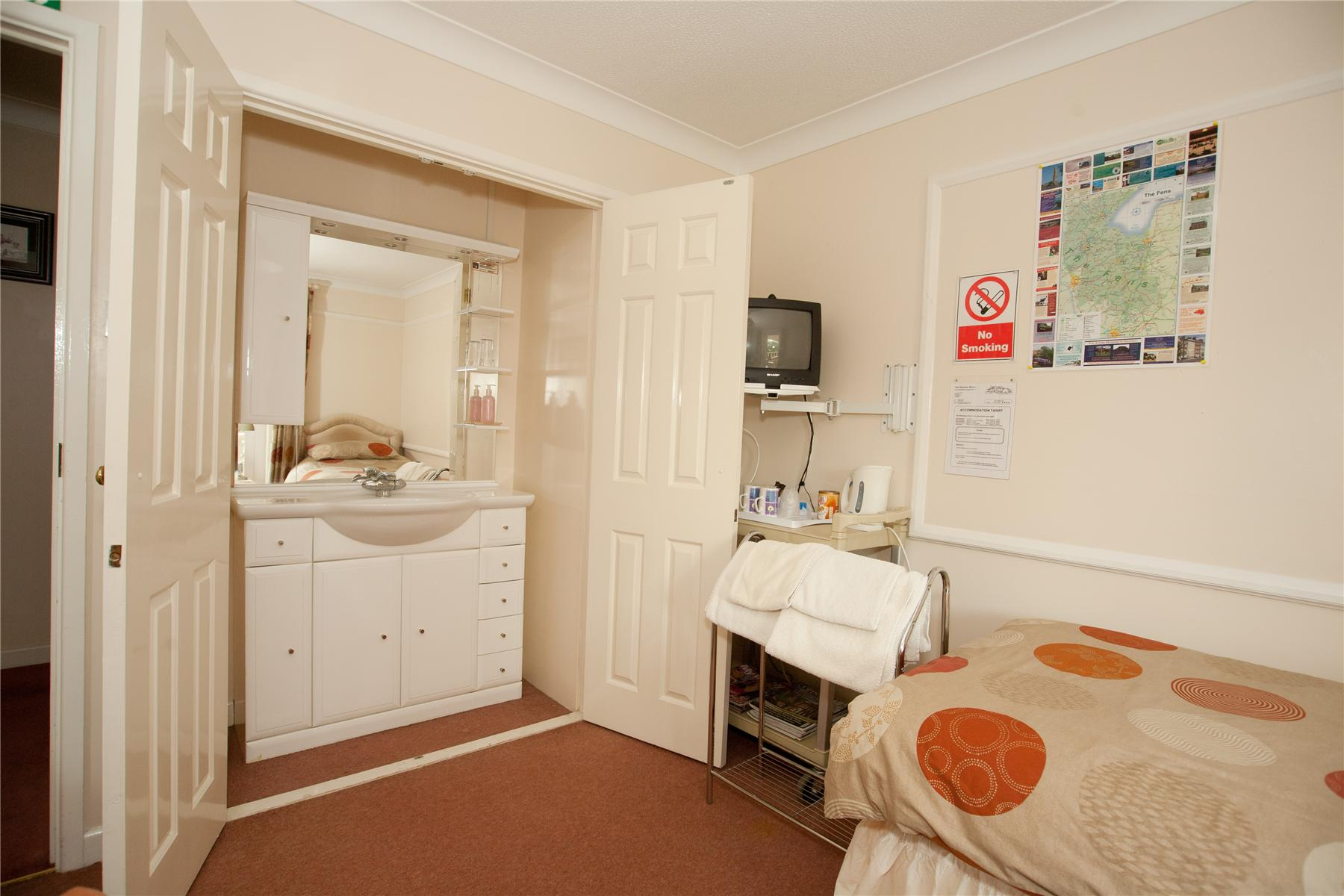 Room 3 The Meadow House Bed And Breakfast Newmarket Cambridge Burwell Self Catering