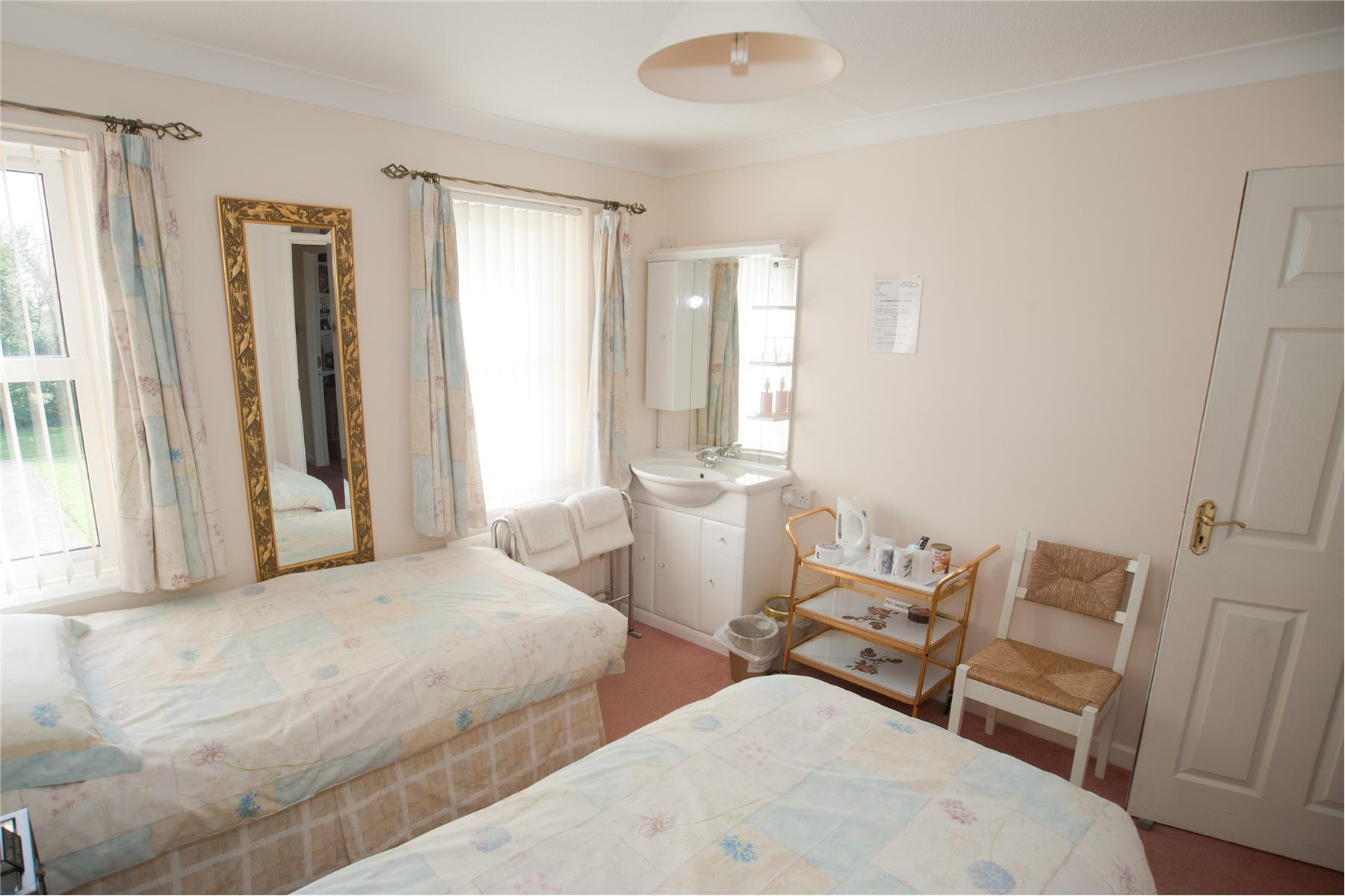 room 4 the meadow house bed and breakfast newmarket cambridge