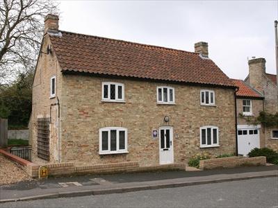 Hilary's Cottage Exterior
